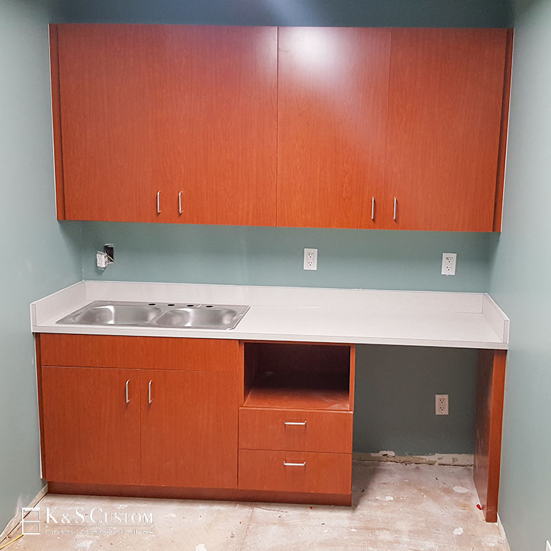 Casework Construction Novant Health