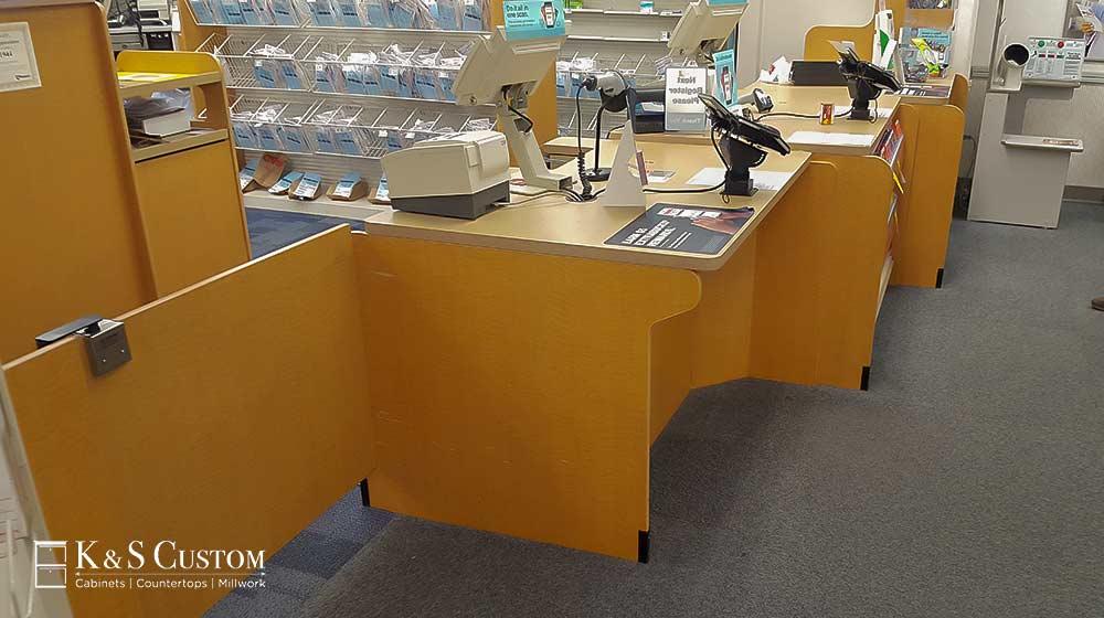 Portfolio Gallery Cvs Pharmacy 2 K S Custom Millwork Rh Kscustommillwork Com