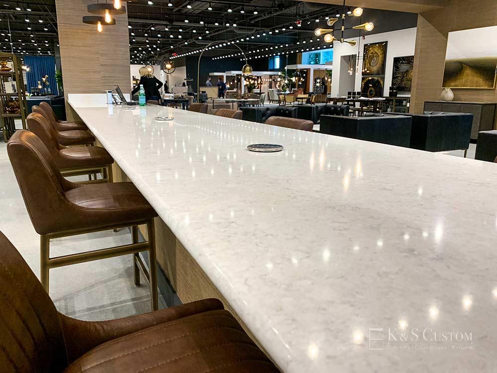 SUNPAN Furniture lounge countertop